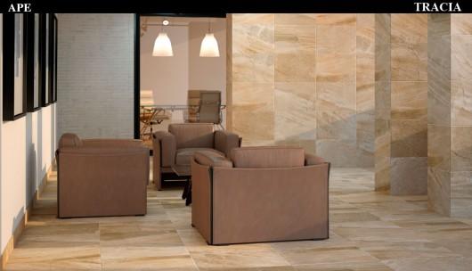 AMBIENTE_TRACIA_40X60 Stone Effect Porcelain Tile