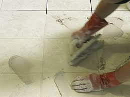 Floor Tiling 5 - grouting - jmr centre - mallow - cork - ireland